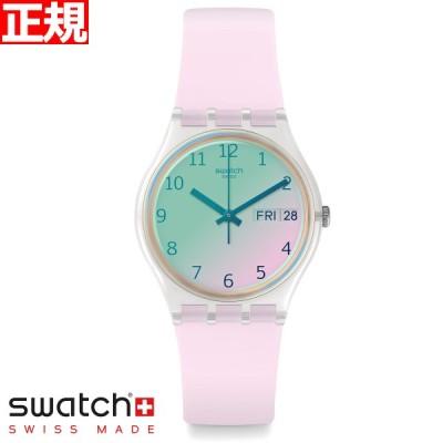 店内ポイント最大29倍!本日限定!swatch スウォッチ 腕時計 メンズ レディース オリジナルズ ジェント Originals Gent GE714