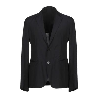 エンポリオ アルマーニ EMPORIO ARMANI テーラードジャケット ダークブルー 56 バージンウール 100% テーラードジャケット