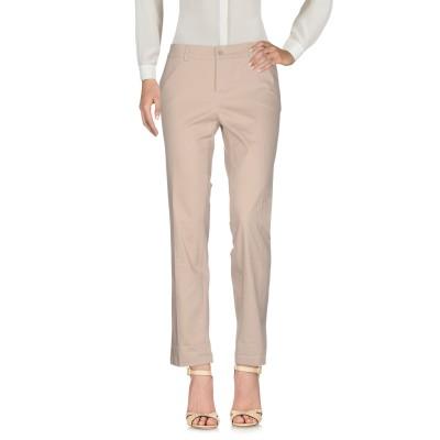 リュー ジョー LIU •JO パンツ サンド 46 98% コットン 2% ポリウレタン パンツ