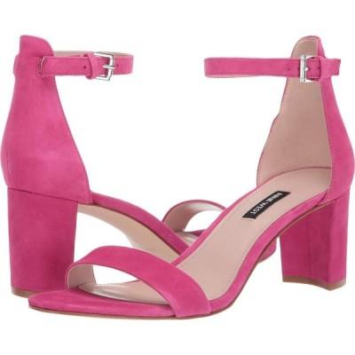 ナインウエスト Nine West レディース サンダル・ミュール シューズ・靴 Pruce Block Heel Sandal Bright Fuchsia