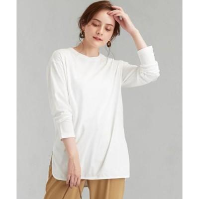 tシャツ Tシャツ SC ハイゲージ テンジク ロングスリーブ Tシャツ