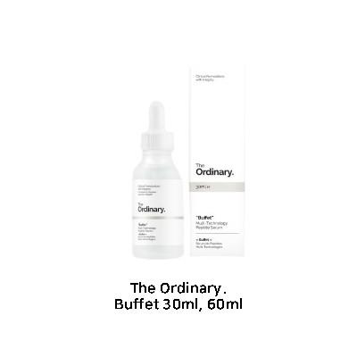 ジオーディナリービュッフェ 30ml 60ml / The Ordinary Buffet 30ml 60ml / 水分アンプル/ セラム