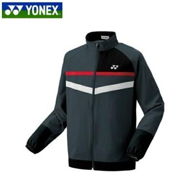 ヨネックス 70062 テニス バドミントンウェア ウインドウォーマーシャツ075 チャコール