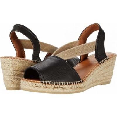 トニーポンズ Toni Pons レディース サンダル・ミュール シューズ・靴 Teide-P Black