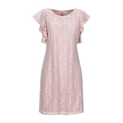 DRY LAKE. ミニワンピース&ドレス パステルピンク S ナイロン 90% / ポリウレタン 10% ミニワンピース&ドレス