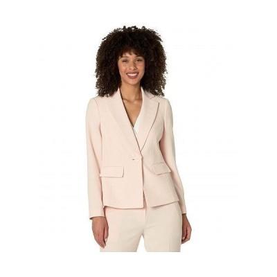 Le Suit レディース 女性用 ファッション スーツ Jacket/Pants Suit Set - Light Blossom