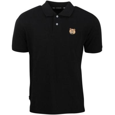 ベイト ユニセックス 服  BAIT x TED2 Polo Shirt (black)