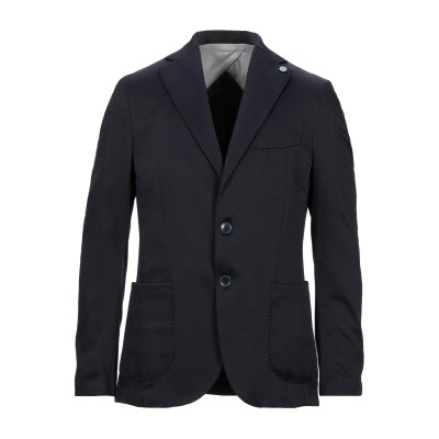 EN AVANCE テーラードジャケット ダークブルー 50 レーヨン 53% / ポリエステル 47% テーラードジャケット