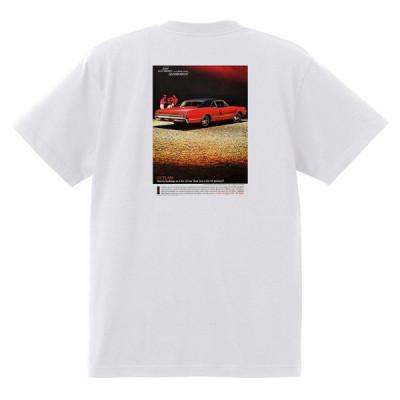 アドバタイジング オールズモビル 575 白 Tシャツ 黒地へ変更可能 1966 カトラス ビスタ トロネード 98 88 デルタ ホットロッド ローライダー