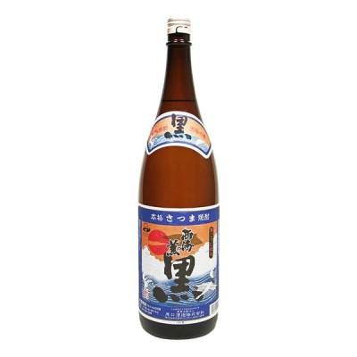 西海の薫 黒 芋焼酎 25度 1800ml 原口酒造