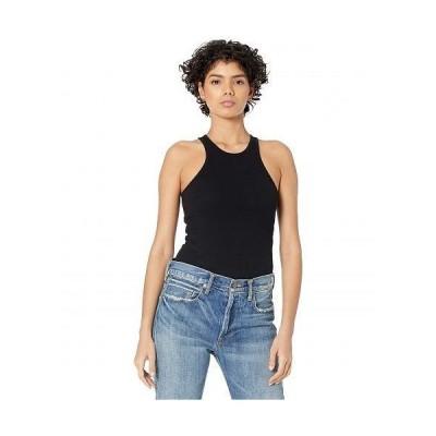 AllSaints レディース 女性用 ファッション トップス シャツ Jamie Bodysuit - Black