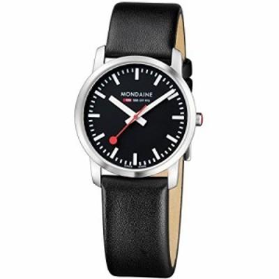 [モンディーン] 腕時計 シンプリィエレガント A400.30351.14SBB レディース 正規輸入品 ブラック