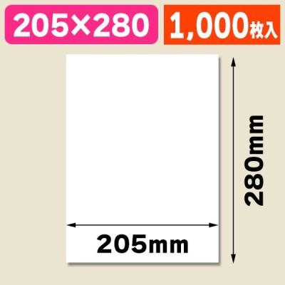 (平袋)柄小袋 H-8 白無地/1000枚入(K05-4901755375053-1S)