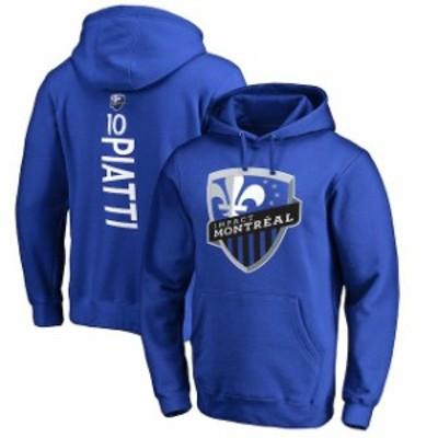 Fanatics Branded ファナティクス ブランド スポーツ用品  Fanatics Branded Ignacio Piatti Montreal Impact Blue Bac