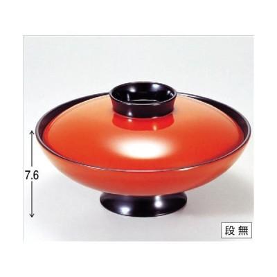 煮物椀 7寸小槌煮物椀 朱 寸法: 21φ x 11.7cm 入数: 60個