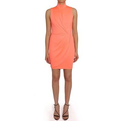 ブラックハロ レディース ワンピース トップス Sabina Mock-Neck Mini Dress