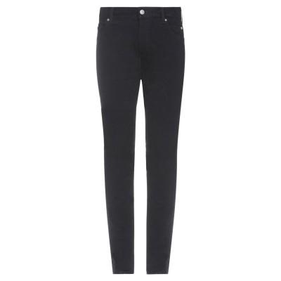バルマン BALMAIN パンツ ブラック 30 コットン 95% / ポリウレタン 5% / ナイロン パンツ