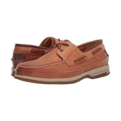Sperry スペリー メンズ 男性用 シューズ 靴 ボートシューズ Gold Cup Boat w/ASV - Cymbal