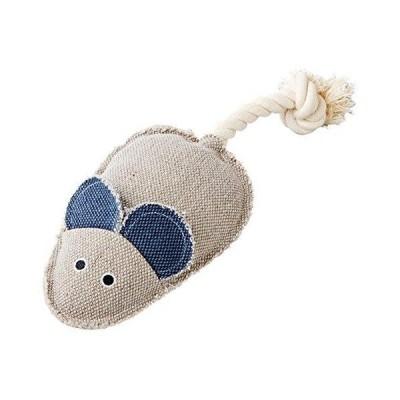 ヤマヒサペットケア キャンバスTOY マウス  (2354140)