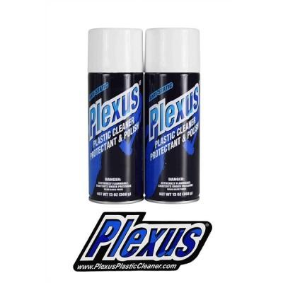 Plexus 20214 Aerosol Plastic Cleaner Protectant and Polish 13oz Can Ma