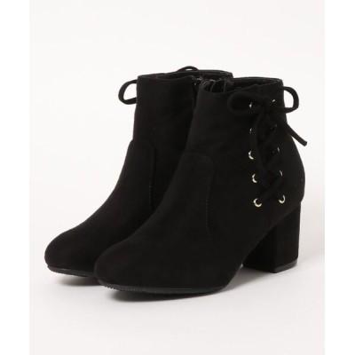 Parade ワシントン靴店 / サイドレースアップブーツ WOMEN シューズ > ブーツ