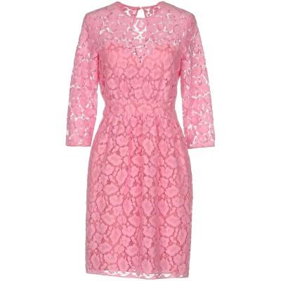 モスキーノ チープアンドシック MOSCHINO CHEAP AND CHIC ミニワンピース&ドレス ピンク 42 90% コットン 10% ナイ