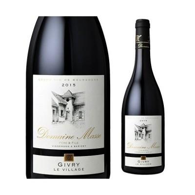 P+5% ワイン ジヴリ ルージュ(2015) ドメーヌ マッス