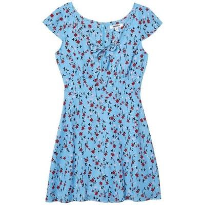 """ビービーダコタ レディース ワンピース トップス La Femme """"Cali Bloom"""" Printed CDC Dress"""