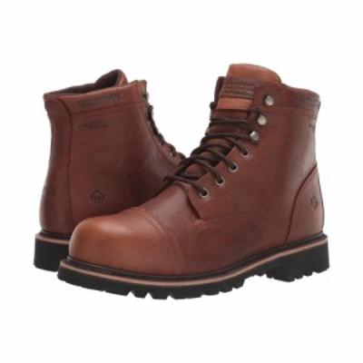 ウルヴァリン Wolverine メンズ ブーツ シューズ・靴 journeyman 6 boot Brown