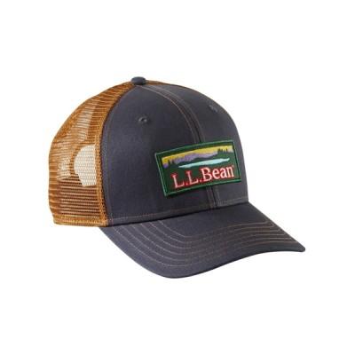 L.L.Bean / メンズ エル・エル・ビーン・カタディン・トラッカー・ハット MEN 帽子 > キャップ