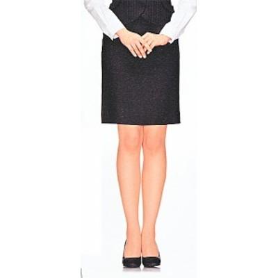 FS4568-2 セミタイトスカート(9号:54cm丈) 全1色 (フォーク FOLK ヌーヴォ NUOVO 事務服 制服)