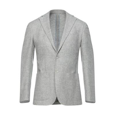 CC COLLECTION CORNELIANI テーラードジャケット グレー 46 バージンウール 96% / カシミヤ 4% テーラードジャケット