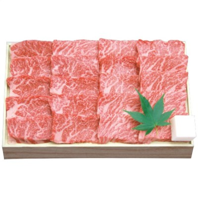 近江牛 上カルビ焼肉(約300g) 産地直送 肉