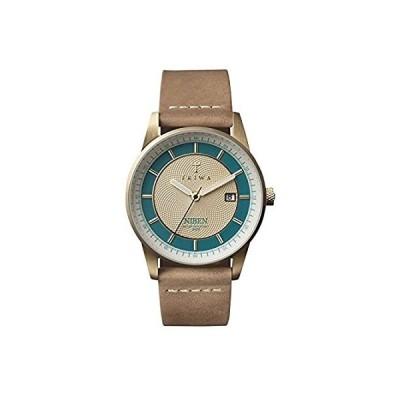【新品・送料無料】Triwa Jade Niben 腕時計 レザーバンド付き タン
