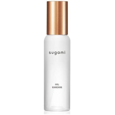 スガミ(SUGAMI)スキンケア発想ヘアケア 美容液 ヘアオイル ポンプ  90ml ユニリーバ