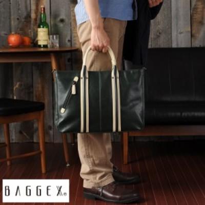BAGGEX ビジネストートバッグ カジュアル VINTAGE 23-5458 BAGGEX ビジネスバッグ メンズ ビジネス