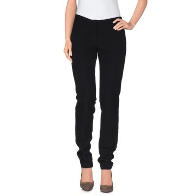 HANITA パンツ ブラック 44 ポリエステル 88% / ポリウレタン 12% パンツ