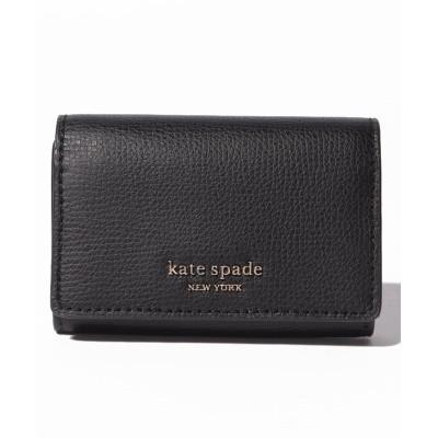 (kate spade new york/ケイトスペードニューヨーク)kate spade new york PWRU7213 001 キーケース/レディース ブラック