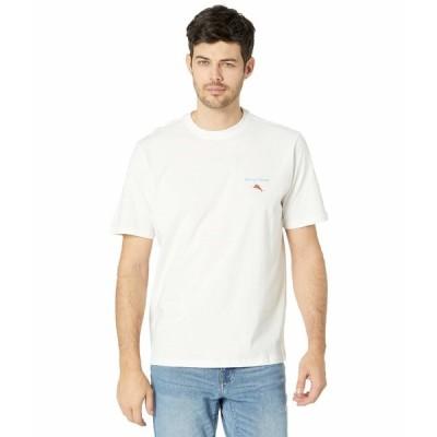 トッミーバハマ シャツ トップス メンズ Time To Reflect T-Shirt White