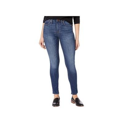 Madewell 10'' High-Rise Skinny Jeans in Danny Wash: TENCEL Denim Edition レディース ジーンズ Danny