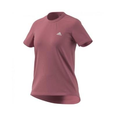 【SALE】 アディダス W D2M SL Tシャツ(28845-GL3724)[adidas LS レディースウエア]