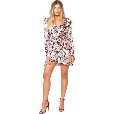 バルドー Bardot レディース ワンピース ミニ丈 ワンピース・ドレス Samara Mini Dress Rose Garden