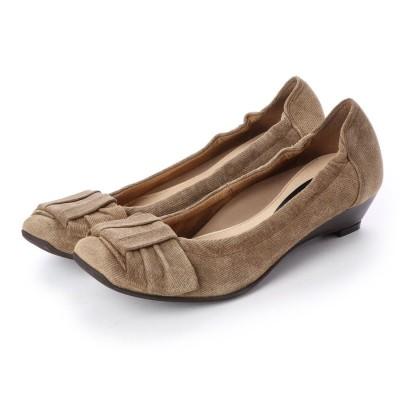 シューズラウンジ アウトレット shoes lounge OUTLET パンプス 3153884OM (オーク)