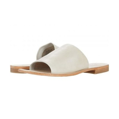 Free People フリーピープル レディース 女性用 シューズ 靴 サンダル Vicente Slide Sandal - White