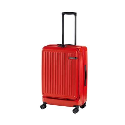 ACE / ≪ACE DESIGNED BY ACE IN JAPAN≫ ジョリー スーツケース 67リットル ジッパータイプ フロントポケット付き/15.6インチPC収納 5泊~1週間程度の旅行に 06427 MEN バッグ > スーツケース/キャリーバッグ