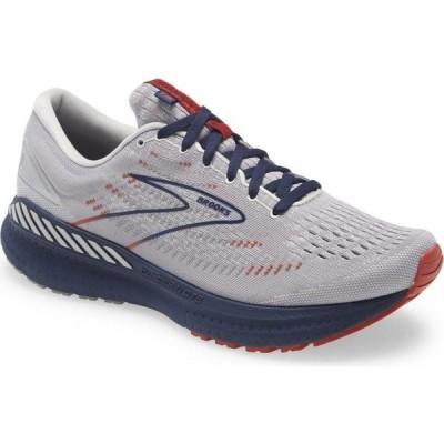 ブルックス BROOKS メンズ ランニング・ウォーキング シューズ・靴 Glycerin GTS 19 Running Shoe Grey/Grey