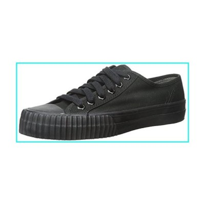 PF Flyers Men's Center Lo Fashion Sneaker, Black, 9 D US