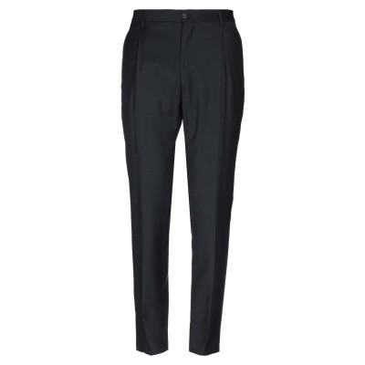 ブライアン デールズ BRIAN DALES パンツ ブラック 52 ウール 59% / ポリエステル 39% / ポリウレタン® 2% パンツ