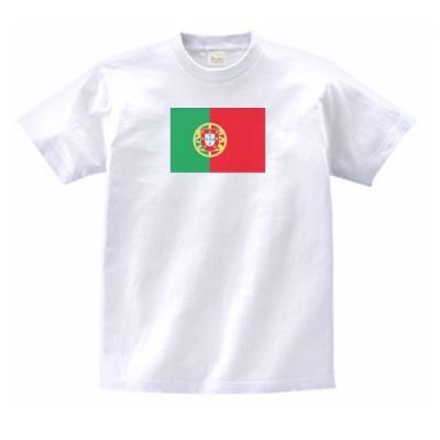 ポルトガル 国 国旗 Tシャツ