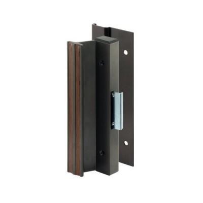 PrimeLine C 1163 Sliding Door Handle Set Bronze Finish International並行輸入品
